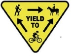 trail yield